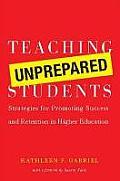 Teaching Unprepared Students (08 Edition)