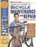 Bicycling Magazines Complete Guide To Bicycle