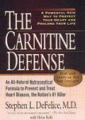Carnitine Defense