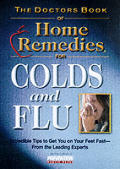 Doctors Book Of Home Remedies For Colds
