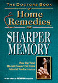 Doctor Book Of Home Remedies For Sharper