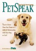Petspeak: Share Your Pet's Secret Language!