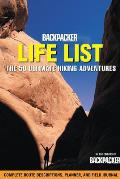 Backpacker Magazines Life List