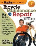 Bicycling Magazine's Complete Guide to Bicycle Maintenance and Repair: For Road and Mountain Bikes Cover