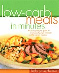 Low Carb Meals In Minutes
