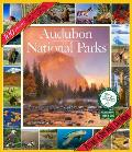 Audubon National Parks Picture-A-Day Wall Calendar 2016