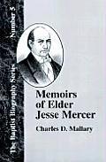 Memoirs of Elder Jesse Mercer