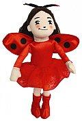 Ladybug Girl Doll Plush