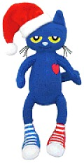 Pete the Cat Saves Christmas Doll: 15