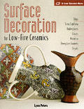 Surface Decoration For Low Fire Ceramics