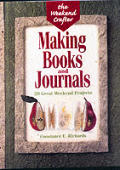 The Weekend Crafter: Making Books and Journals: 20 Great Weekend Projects (Weekend Crafter) Cover