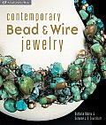 Contemporary Bead & Wire Jewelry (Lark Jewelry Book) Cover