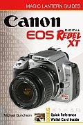 Magic Lantern Guides Canon EOS Digital Rebel XT EOS 350d