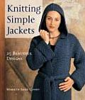 Knitting Simple Jackets 25 Beautiful Designs
