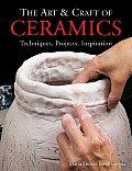 Art & Craft of Ceramics Techniques Projects Inspiration