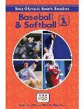 Baseball & Softball (Easy Olympic Sports Readers)