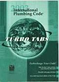 International Plumbing Code 2003-Tabs F/Looseleaf Version