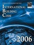 2006 International Building Code (Softcover Version)