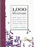 1000 Mitzvahs