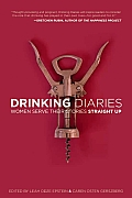 Drinking Diaries: Women Serve Their Stories Straight Up Cover