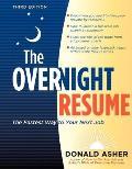 Overnight Resume 3rd Edition