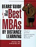 Bears Guide to the Best MBAs by Distance Learning