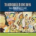 To Honolulu in Five Days Cruising Aboard Matsons S S Lurline 1933 1963