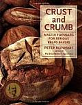 Crust & Crumb: Master Formulas for Serious Bread Bakers Cover