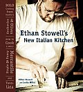 Ethan Stowell's New Italian Kitchen: Bold Cooking from Seattle's Anchovies &amp; Olives, How to Cook a Wolf, Staple &amp; Fancy Mercantile, and Tavola Ta Cover