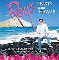 Roy's Feasts from Hawaii Cover