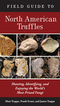 Field Guide to North American Truffles: Hunting, Identifying, and Enjoying the World's Most Prized Fungi Cover