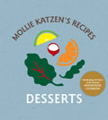 Mollie Katzen's Recipes: Desserts Cover