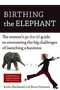Birthing the Elephant: The Woman's Go-For-It! Guide to Overcoming the Big Challenges of Launching a Business
