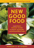 New Good Food Shopper's Pocket Guide Cover