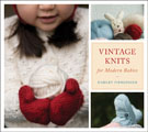 Vintage Knits for Modern Babies Cover