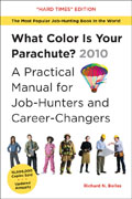 What Color Is Your Parachute?: A Practical Manual for Job-Hunters and Career-Changers (What Color Is Your Parachute?) Cover