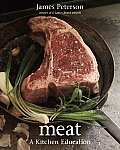 Meat: A Kitchen Education Cover