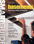 Smart Guide Basements Step By Step Projects