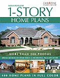 Most Popular 1 Story Home Plans