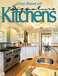 The Best of Signature Kitchens