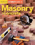 Creative Homeowner Ultimate Guide to Masonry & Concrete Design Build Maintain