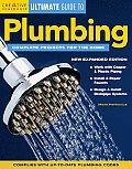 Ultimate Guide to Plumbing: Complete Projects for the Home (Ultimate Guide To...) Cover