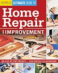Ultimate Guide to Home Repair & Improvement Cover