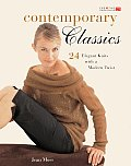 Contemporary Classics 24 Elegant Knits with a Modern Twist