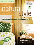 Natural Style Decorating with an Earth Friendly Point of View