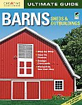 Ultimate Guide Barns Sheds & Outbuildings