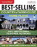 Best-Selling Country & Farmhouse Home Plans