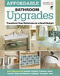 Affordable Bathroom Upgrades: Transform Your Bathroom on a Small Budget