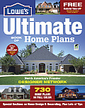 The Lowe's Ultimate Book of Home Plans, 3rd Edition (Home Plans)