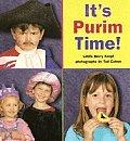 Its Purim Time